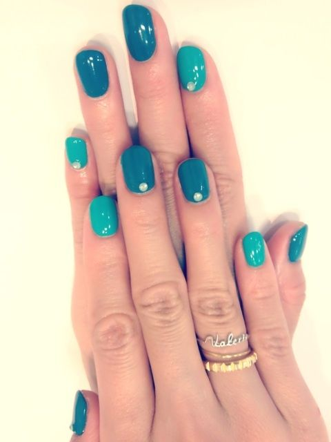 summer nails polish_
