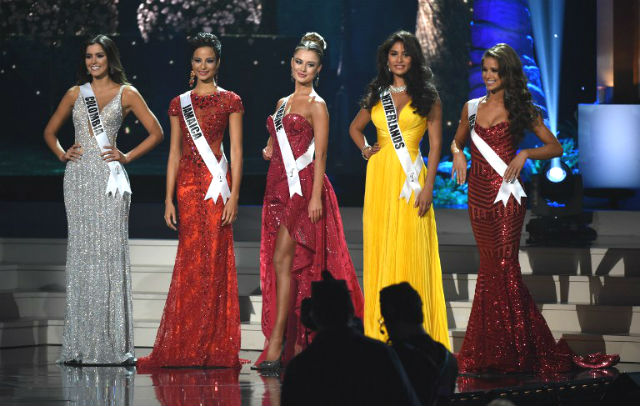 Miss Universe Top 5