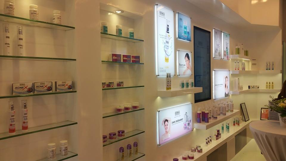dermax skin care products