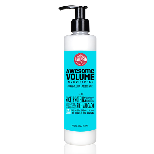 hairfood co volume conditioner
